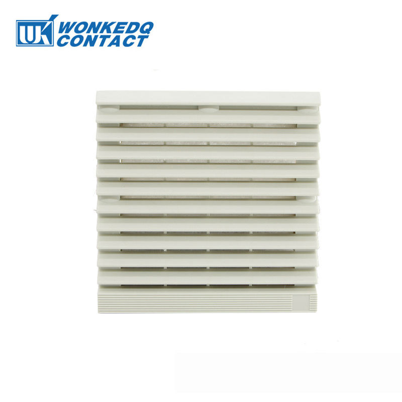 9803-300 Durable Control Electrical Cabinet Air Filter Cooling Fans Easy To Operate Customized Design Waterproof Hood